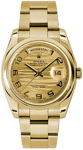 replique Montre suisse Rolex Day-Date 36 118208