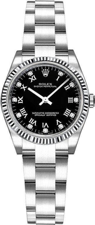 replique Montre suisse automatique Rolex Oyster Perpetual 26 176234