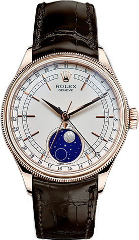 replique Rolex Cellini Moonphase 50535