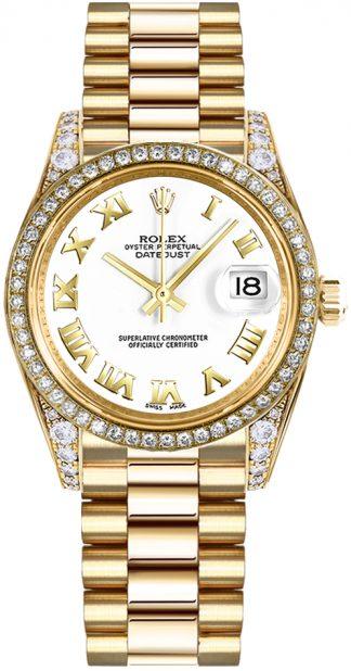 replique Rolex Datejust 31 178158