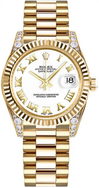 replique Rolex Datejust 31 178238