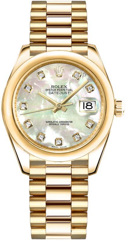 replique Rolex Datejust 31 178248