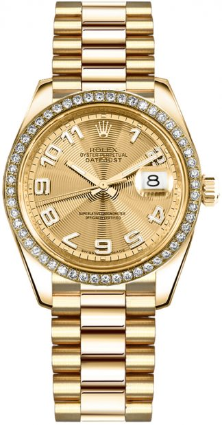 replique Rolex Datejust 31 178288