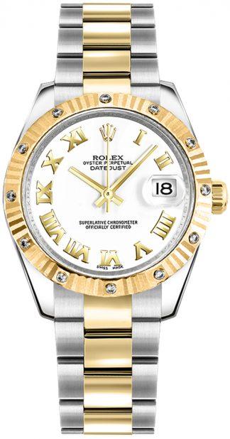 replique Rolex Datejust 31 178313