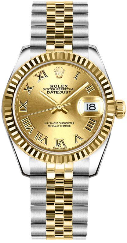 replique Rolex Datejust 31 Automatic Women's Watch 178273