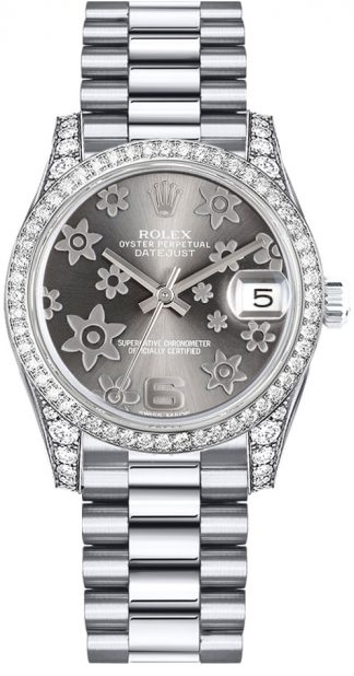 replique Rolex Datejust 31 Diamond 178159