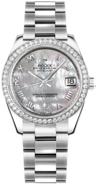 replique Rolex Datejust 31 Diamond Watch 178384
