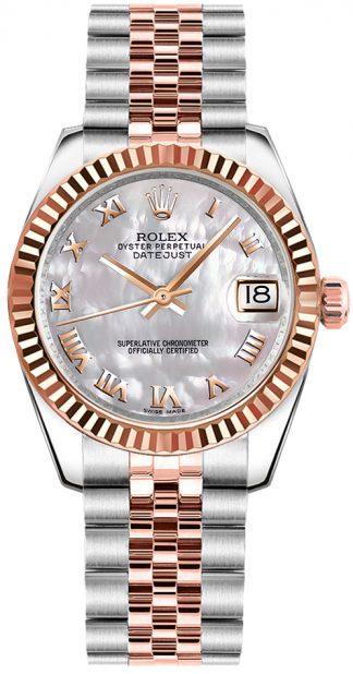 replique Rolex Datejust 31 Ladies Watch 178271