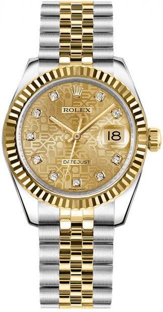 replique Rolex Datejust 31 Luxury Watch 178273