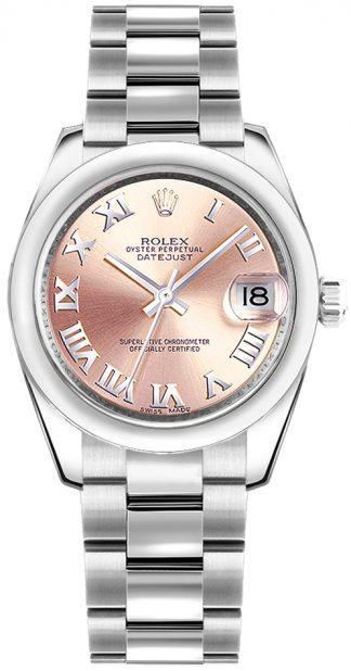 replique Rolex Datejust 31 cadran à chiffres romains 178240