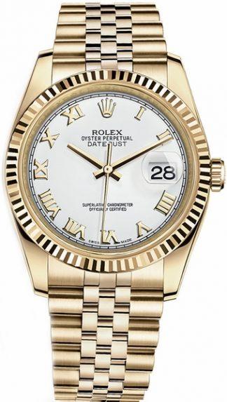 replique Rolex Datejust 36 116238