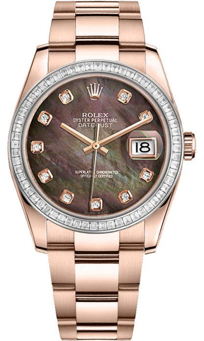 replique Rolex Datejust 36 116285BBR