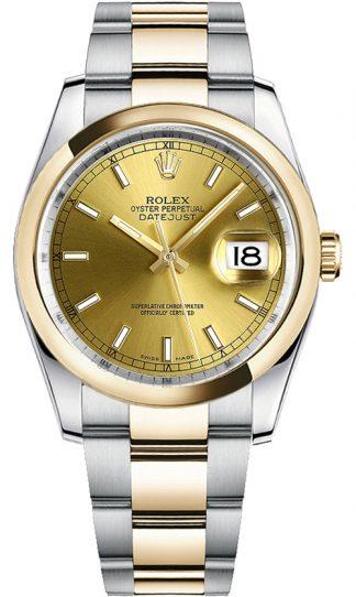 replique Rolex Datejust 36 Montre automatique de luxe pour homme 116203