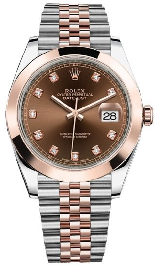 replique Rolex Datejust 41 126301