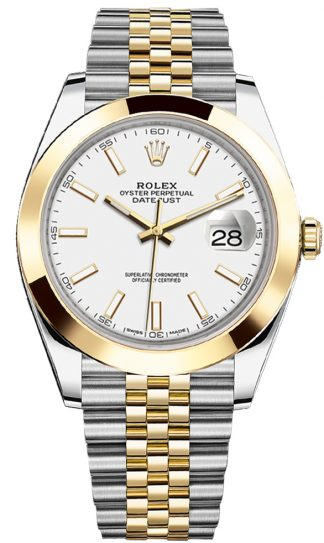 replique Rolex Datejust 41 126303