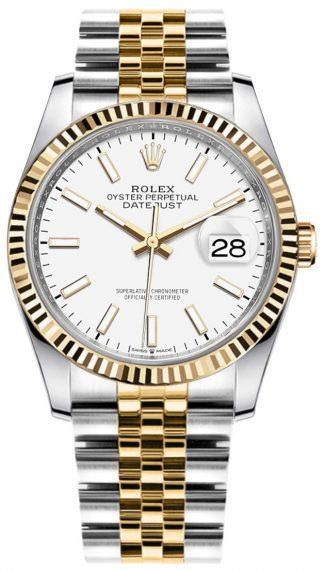 replique Rolex Datejust Jubilee Bracelet Women's Watch 126233