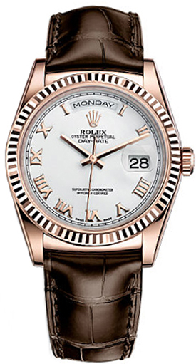 replique Rolex Day-Date 36 118135