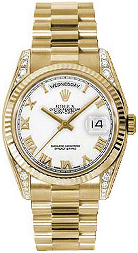 replique Rolex Day-Date 36 118338
