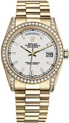 replique Rolex Day-Date 36 118388