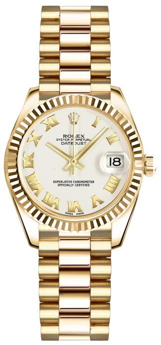 replique Rolex Lady-Datejust 179178