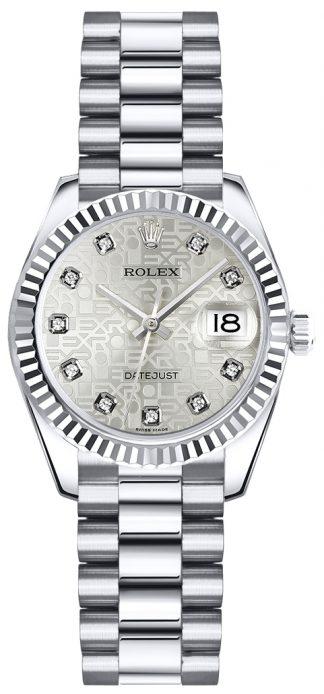 replique Rolex Lady-Datejust 26 179179