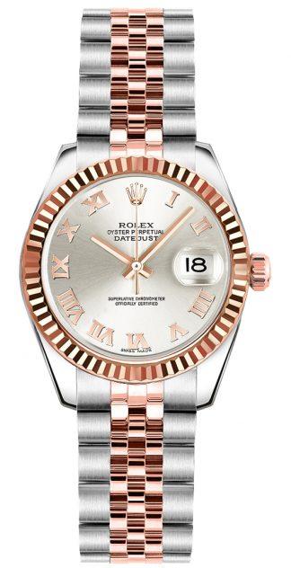 replique Rolex Lady-Datejust 26 Jubilee Bracelet Automatic Women's Watch 179171