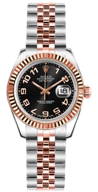 replique Rolex Lady-Datejust 26 Jubilee Bracelet Watch 179171