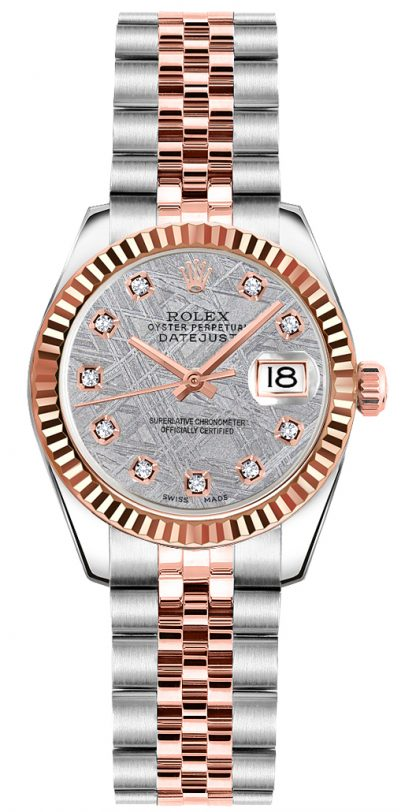 replique Rolex Lady-Datejust 26 Jubilee Bracelet Women's Watch 179171