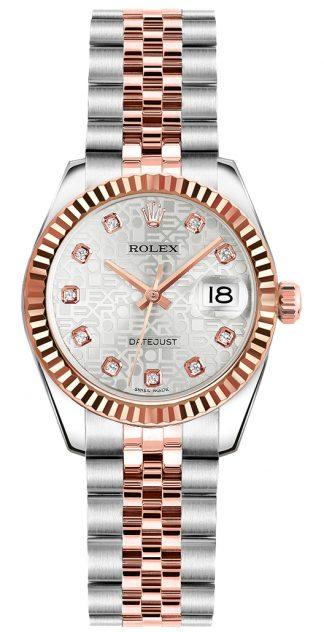 replique Rolex Lady-Datejust 26 Luxury Watch 179171