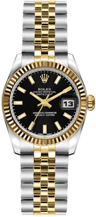 replique Rolex Lady-Datejust 26 Watch for Women 179173
