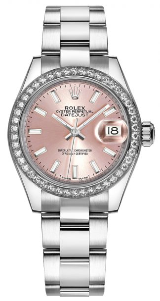 replique Rolex Lady-Datejust 28 279384RBR