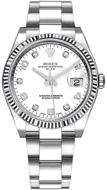 replique Rolex Oyster Perpetual Date 34 115234