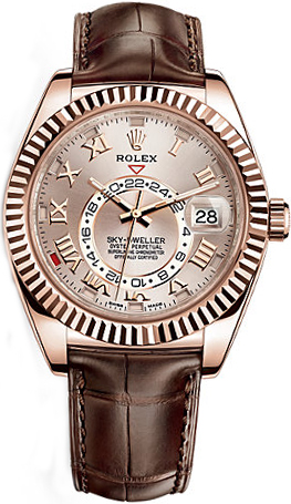 replique Rolex Sky-Dweller 326135