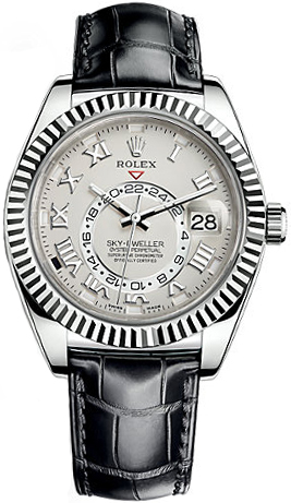 replique Rolex Sky-Dweller 326139
