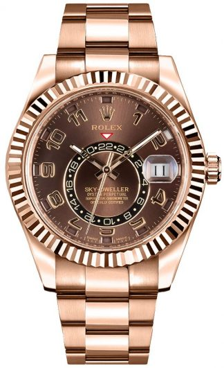 replique Rolex Sky-Dweller 326935