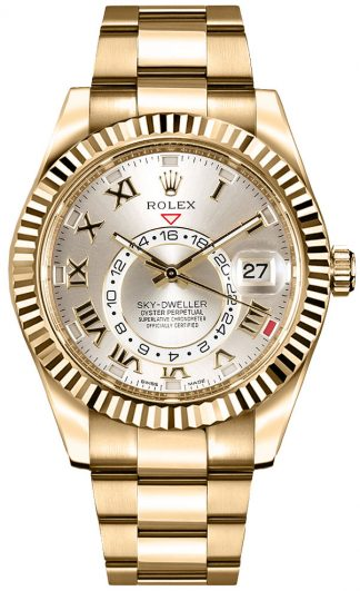replique Rolex Sky-Dweller 326938