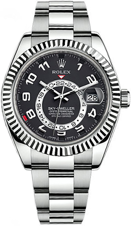 replique Rolex Sky-Dweller 326939