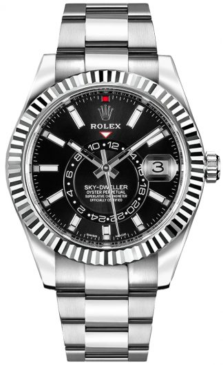 replique Rolex Sky-Dweller Men's Luxury Watch 326934