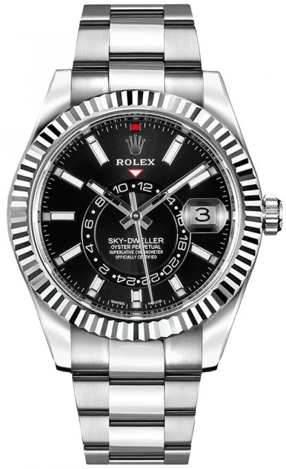replique Rolex Sky-Dweller Men's Luxury Watch 326934