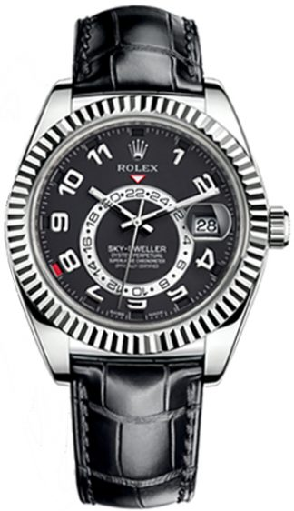 replique Rolex Sky-Dweller Men's Watch 326139