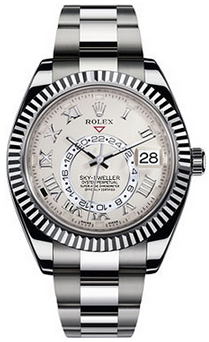 replique Rolex Sky-Dweller Men's Watch 326939