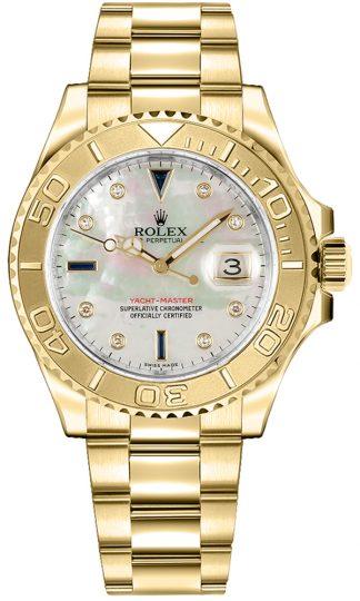 replique Rolex Yacht-Master 35 168628